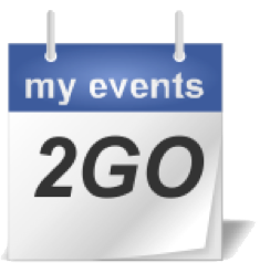 my events 2 go logo